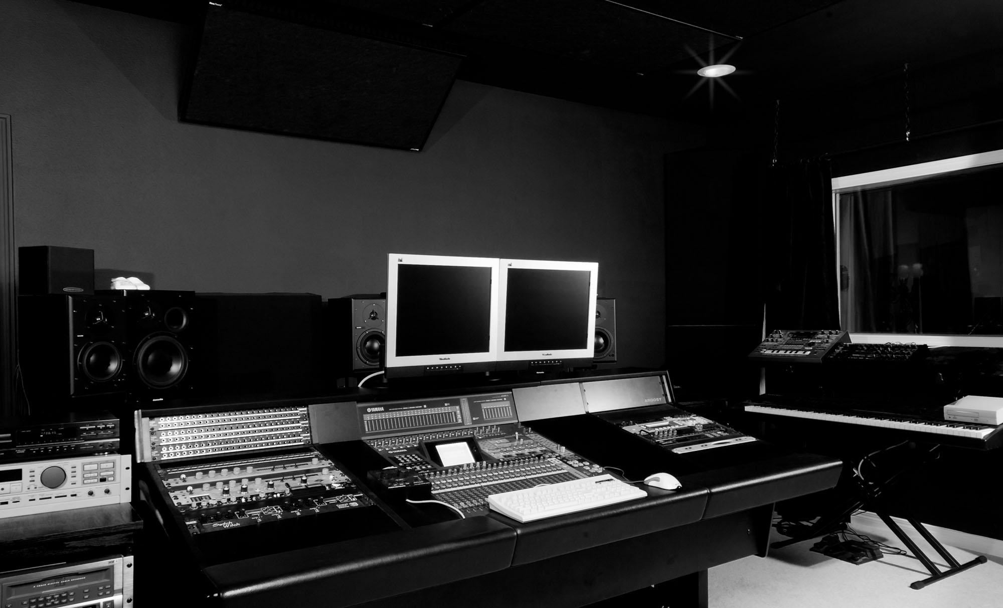 Older Control Room shot