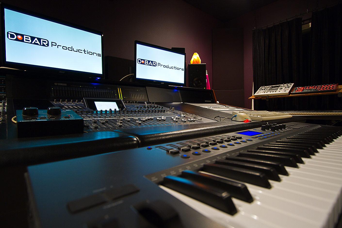DBAR Productions Studio – June 2012