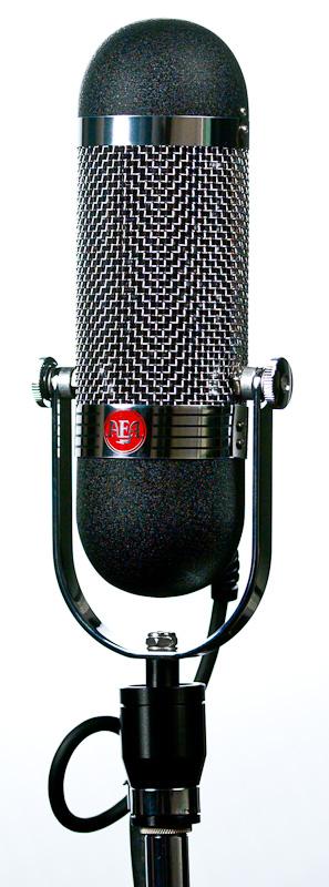 My AEA R84 Ribbon Microphone
