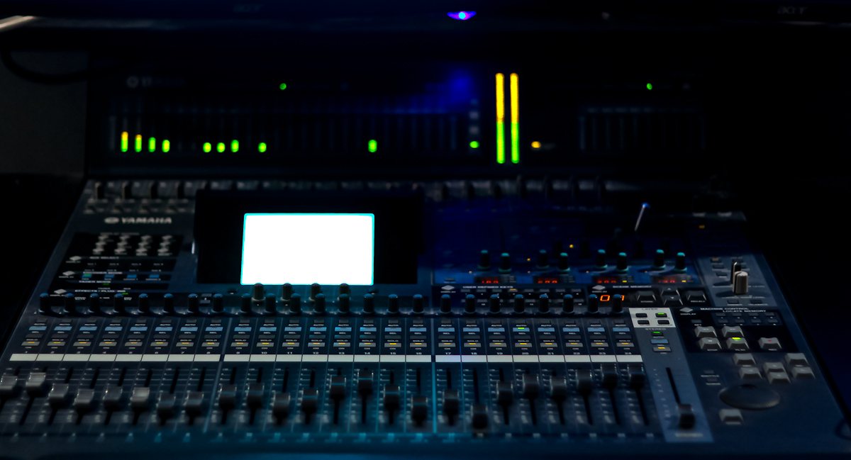 O2R96 Mixing Console