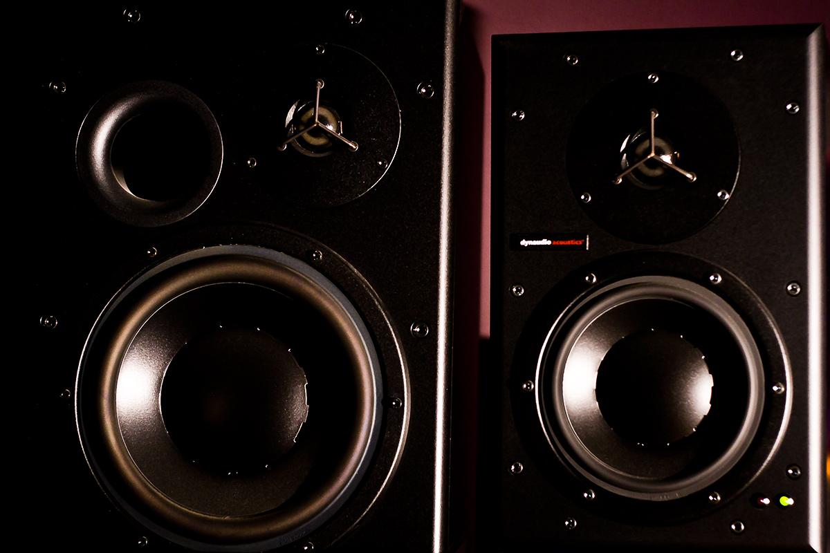 DynAudio Monitors