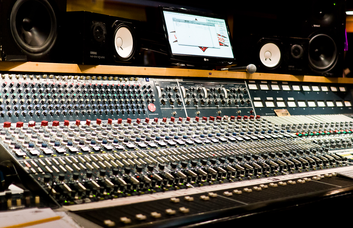 London Bridge Studio