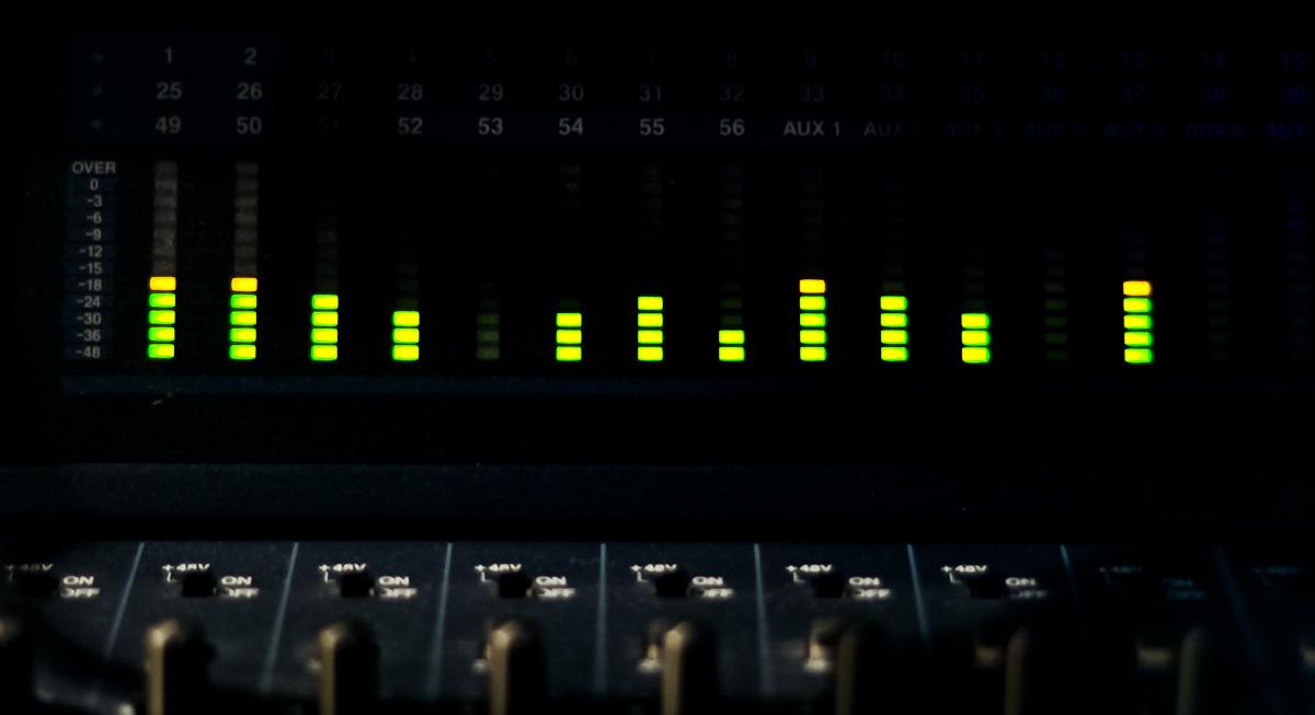 O2R96 Digital Mixing Console