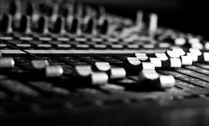 Console Faders