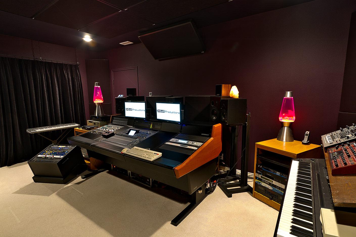 Control room – June 2012