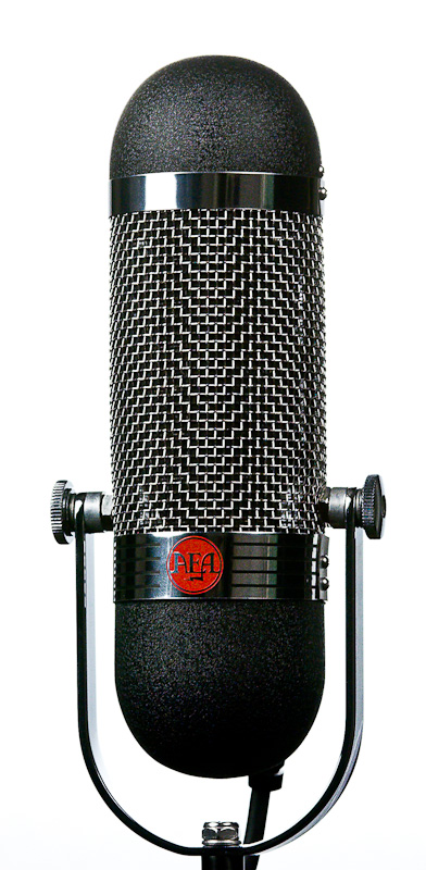 My AEA R84 Ribbon Microphone