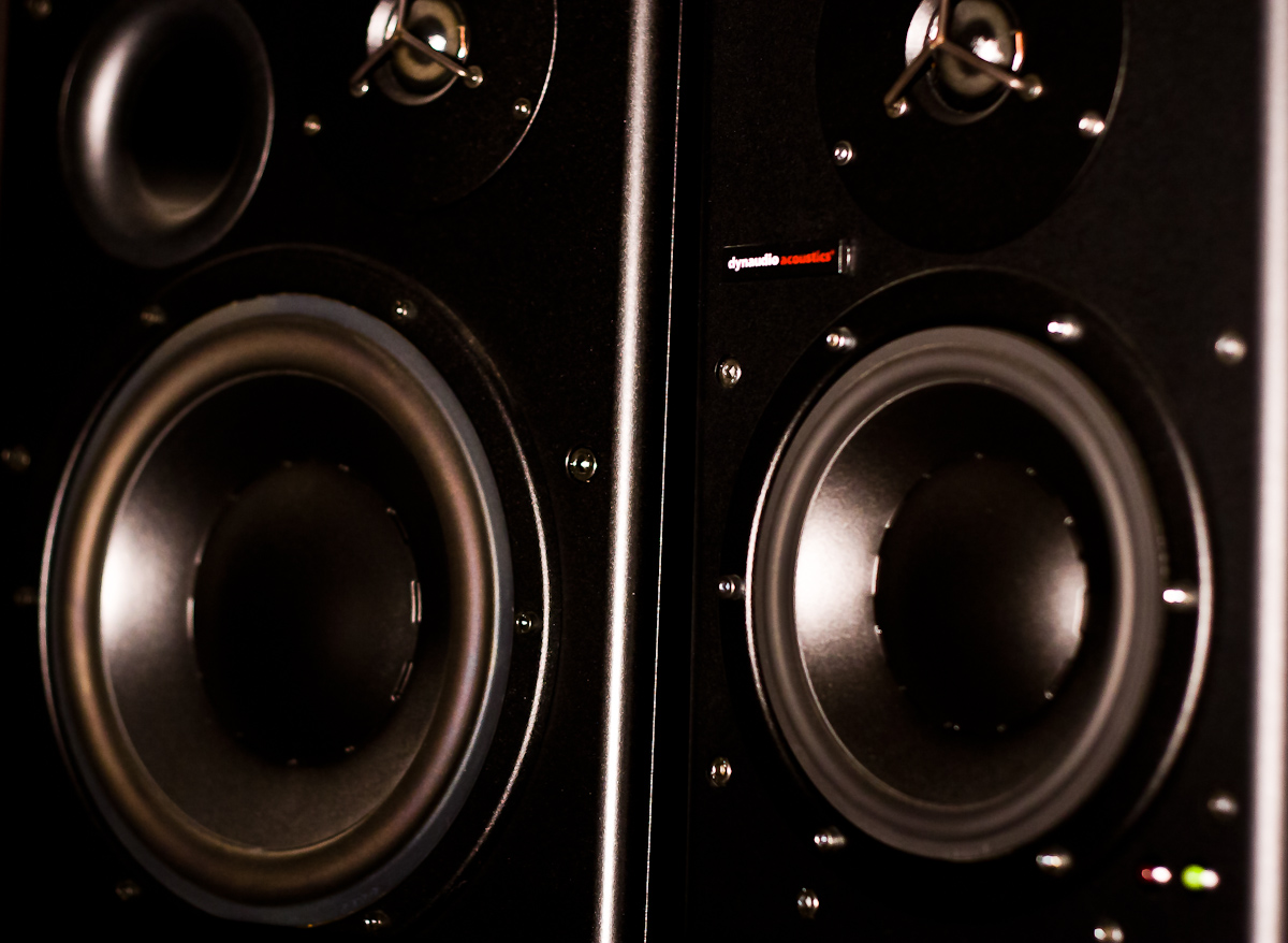 DynAudio Monitors