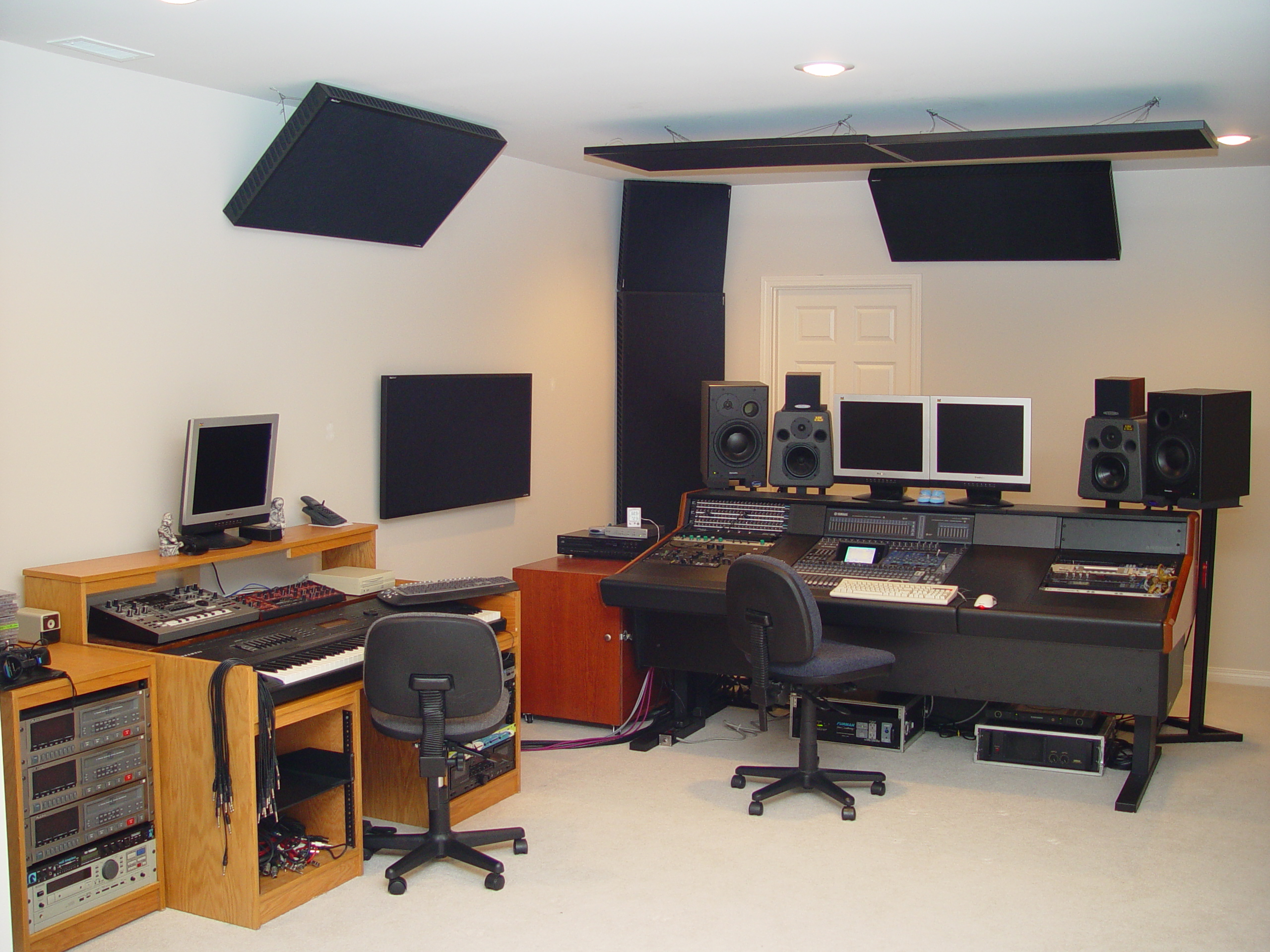 Issaquah Studio before the big remodel project