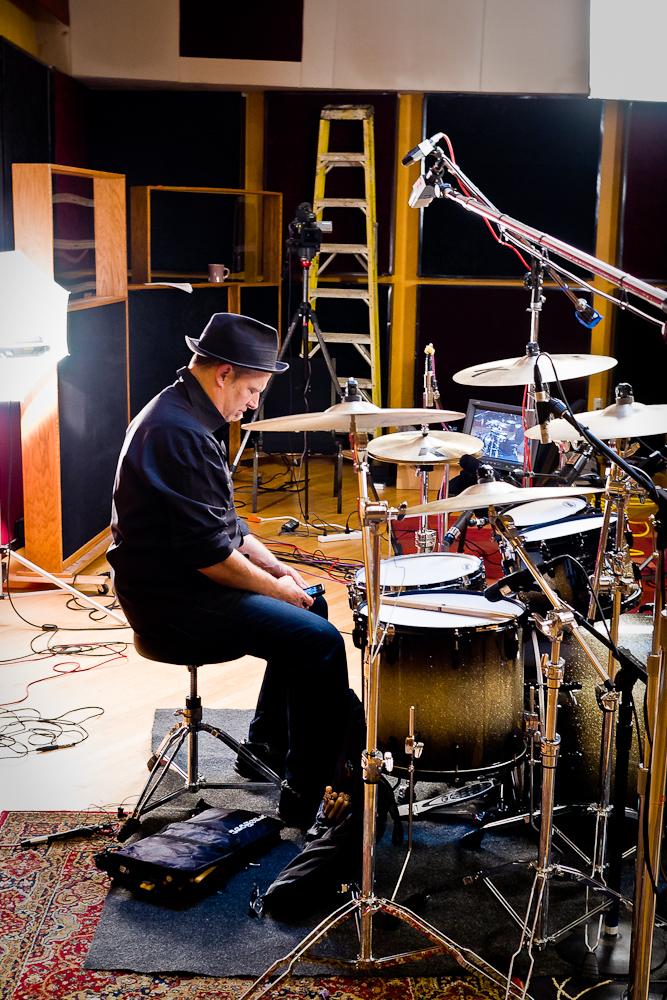 Ben Smith Drums at London Bridge