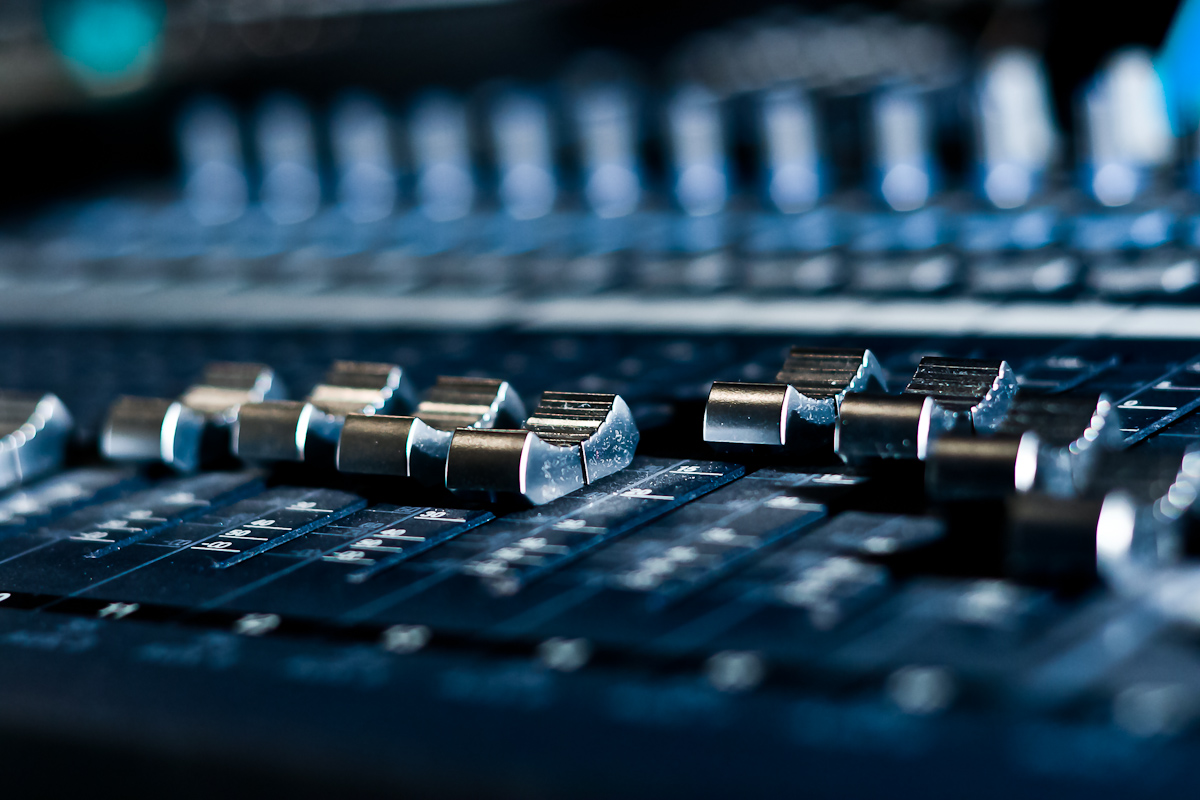 O2R96 Digital Mixing Console