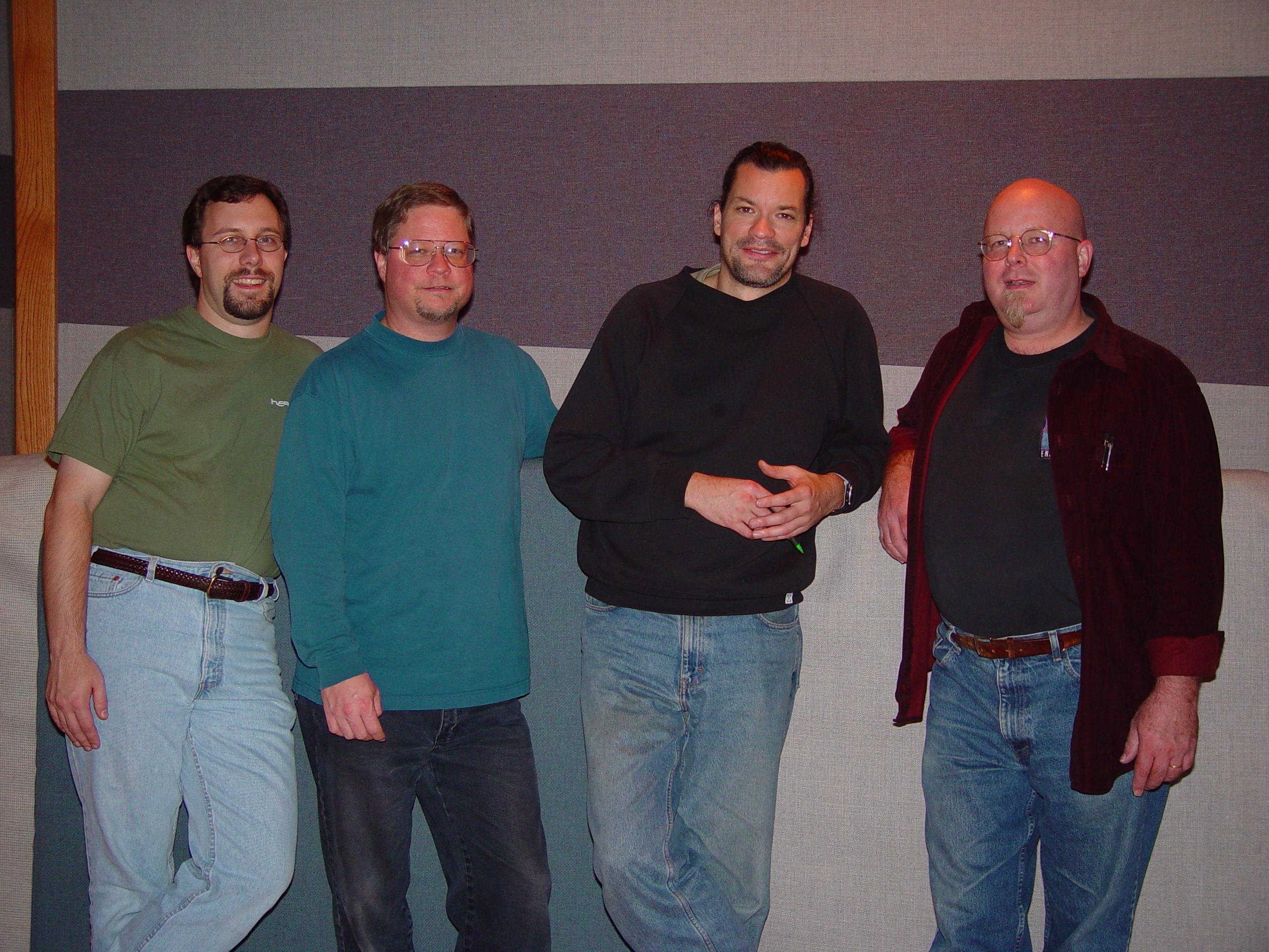 The James DeJoie Quartet