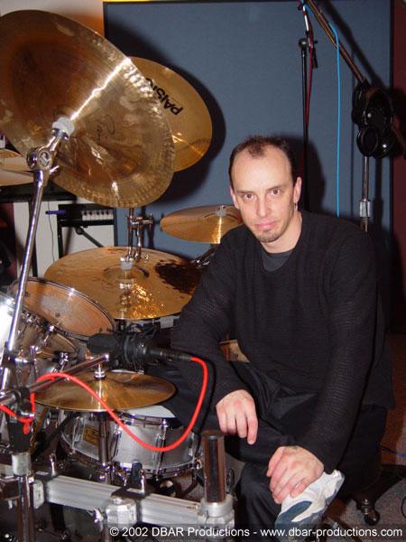 Queensryche Drummer Scott Rockenfield