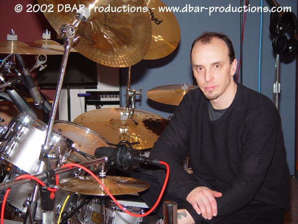 Scott Rockenfield Queensryche Drums