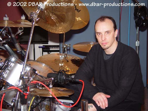 Scott Rockenfield Queensryche Drums