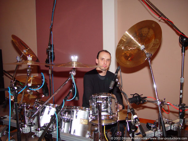 Queensryche Drummer Scott Rockenfield
